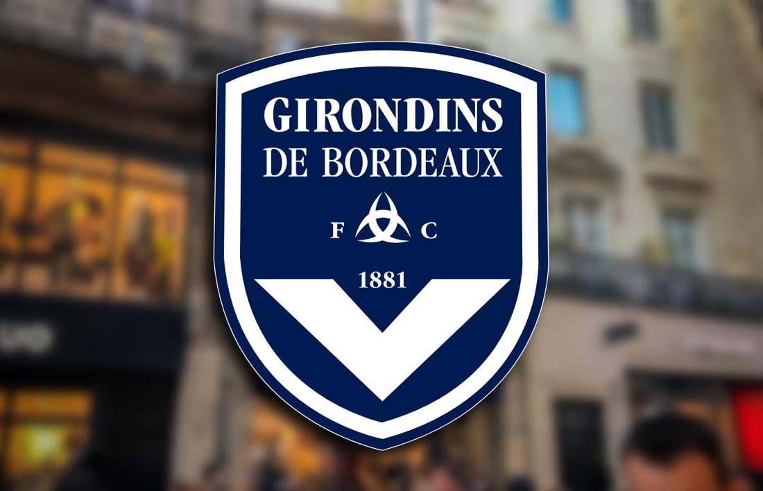 Couverture Boutique Girondins de Bordeaux