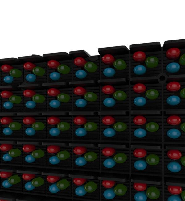 Mediascreen P10 DIP closeup