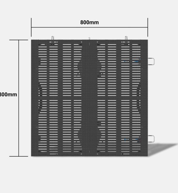 airscreen mesh front